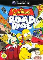 miniatura The Simpsons Road Rage Frontal Por Humanfactor cover gc