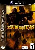 miniatura The Sum Of All Fears Frontal Por Humanfactor cover gc