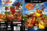 miniatura Ty The Tasmanian Tiger 2 Bush Rescue Dvd Custom Por Humanfactor cover gc