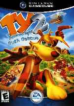 miniatura Ty The Tasmanian Tiger 2 Bush Rescue Frontal Por Humanfactor cover gc