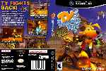 miniatura Ty The Tasmanian Tiger 3 Dvd Custom Por Humanfactor cover gc