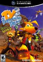 miniatura Ty The Tasmanian Tiger 3 Frontal Por Humanfactor cover gc