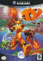 miniatura Ty The Tasmanian Tiger Frontal Por Humanfactor cover gc
