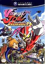 miniatura Viewtiful Joe Red Hot Rumble Frontal Por Humanfactor cover gc
