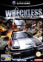 miniatura Wreckless The Yakuza Missions Frontal Por Humanfactor cover gc