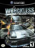 miniatura Wreckless The Yakuza Missions Frontal V2 Por Humanfactor cover gc