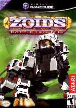 miniatura Zoids Battle Legends Frontal Por Humanfactor cover gc