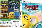 miniatura Adventure Time Finn And Jake Dvd Custom Por Shamo cover pc