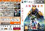 miniatura Anthem Custom V2 Por Humanfactor cover pc