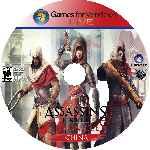 miniatura Assassins Creed Chronicles China Cd Custom Por Angel Vengador cover pc
