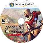 miniatura Assassins Creed Chronicles India Cd Custom Por Angel Vengador cover pc