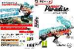 miniatura Burnout Paradise Remastered Por Taringa cover pc