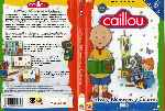 miniatura Caillou Letras Numeros Y Colores Dvd Custom Por Teletubbie cover pc
