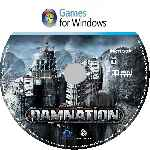 miniatura Damnation Cd Custom Por Jesuslg1 cover pc