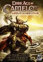 miniatura Dark Age Of Camelot Labyrinth Of The Minotaur Frontal Por Sosavar cover pc