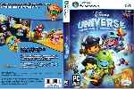 miniatura Disney Universe Dvd Custom V2 Por Shamo cover pc