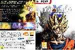 miniatura Dragon Ball Xenoverse 2 Dvd Custom Por Shamo cover pc