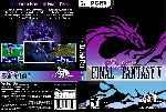 miniatura Final Fantasy 5 Dvd Custom Por Lobito130 cover pc