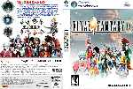 miniatura Final Fantasy 9 Dvd Custom V2 Por Lobito130 cover pc