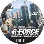 miniatura G Force Cd Custom Por Sauron6 cover pc