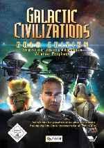 miniatura Galactic Civilizations 2 Gold Edition Frontal Por Sosavar cover pc