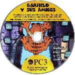 miniatura Garfield Y Sus Amigos Cd Por Seaworld cover pc