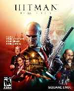 miniatura Hitman Hd Trilogy Frontal Por Klumb3r cover pc