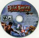 miniatura Jade Empire Special Edition Cd Por Sosavar cover pc