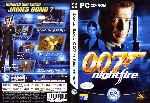 miniatura James Bond 007 Nightfire Dvd Por Franki cover pc