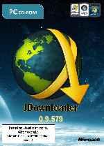 miniatura Jdownloader 0 9 579 Frontal Por Humanfactor cover pc