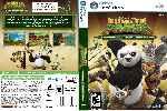 miniatura Kung Fu Panda Showdown Of Legendary Legends Dvd Custom Por Shamo cover pc