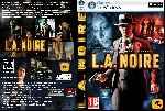 miniatura L A Noire Dvd Custom Por Jesuslg1 cover pc