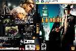 miniatura L A Noire Dvd Custom V2 Por Olivero Walter cover pc