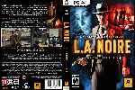 miniatura L A Noire Dvd Por M3360 cover pc