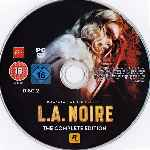 miniatura L A Noire The Complete Edition Cd2 Por Iacobus cover pc