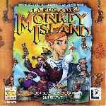 miniatura La Fuga De Monkey Island Frontal Por Makser cover pc