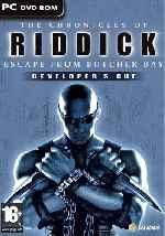 miniatura Las Cronicas De Riddick Frontal Por Sosavar cover pc