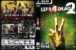 miniatura Left 4 Dead 2 Dvd Custom V4 Por Fernilla cover pc