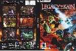 miniatura Legacy Of Kain Defiance Dvd Por Seaworld cover pc