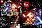 miniatura Lego Star Wars The Force Awakens Dvd Custom Por Shamo cover pc
