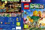 miniatura Lego Worlds Dvd Custom Por Shamo cover pc
