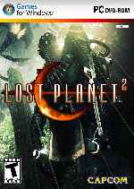 miniatura Lost Planet 2 Frontal Por Humanfactor cover pc
