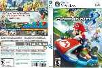 miniatura Mario Kart 8 Dvd Custom Por Shamo cover pc