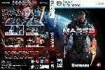 miniatura Mass Effect 3 Dvd Custom V3 Por Mario Aravena cover pc