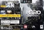 miniatura Metro Exodus Gold Edition Custom Por Humanfactor cover pc