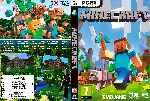 miniatura Minecraft Dvd Custom V2 Por Lobito130 cover pc