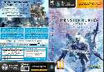miniatura Monster Hunter World Iceborne Digital Deluxe Custom Por Humanfactor cover pc