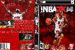 miniatura Nba 2k14 Dvd Custom Por Warsonycyb cover pc
