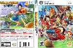 miniatura One Piece Unlimited World Red Dvd Custom Por Shamo cover pc