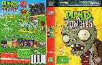 miniatura Plants Vs Zombies Dvd Por Salsa5959 cover pc